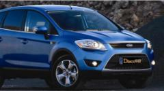 Discover Ενοικιάσεις Ford Kuga Diesel